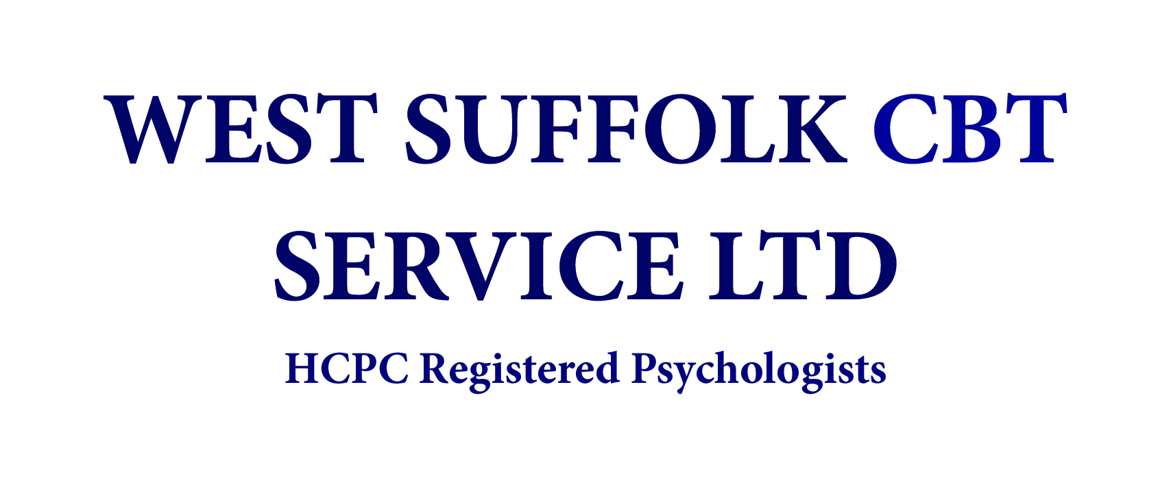 West Suffolk CBT Service Ltd