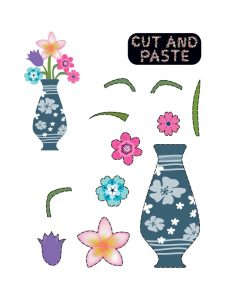 Art Projects for Elementary Students (Flower Maker) 1