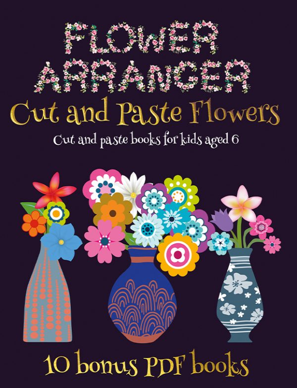 Arts and Crafts for 6 Year Olds (Flower Maker)