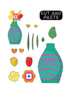 Art Projects for Elementary Students (Flower Maker) 2