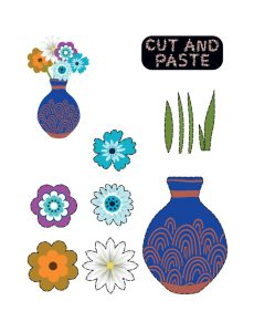 Art and Craft Ideas with Paper (Flower Maker) 3
