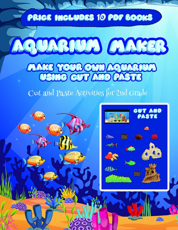 Arts and Crafts for 6 Year Olds (Aquarium Maker)